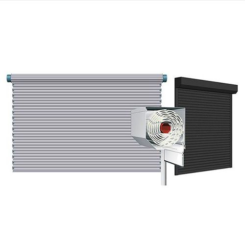 Motorized Roller shutters-beta